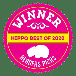 Winner Hippo Best of 2020